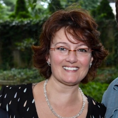 Veronica Franz - Director of First Impressions & Chief Administrative Evangel