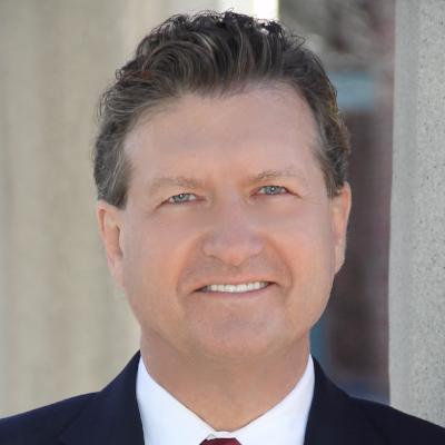 Jeffery Tobias Halter - President, YWomen