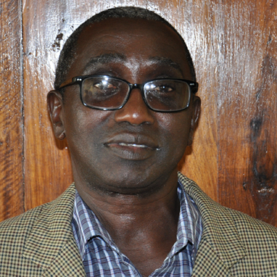 Mr. Thomas Kimbunga   - Director of Communication and  Documentation