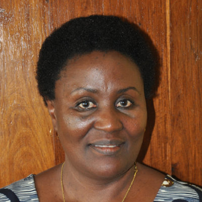 Ms. Neema Mhondo   - Director of Membership  Development and Services
