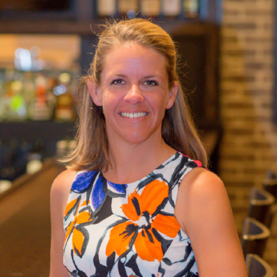 Tracy Redmond - Senior Manager of Beverage Innovation and Product Development for Applebee's Services Inc.