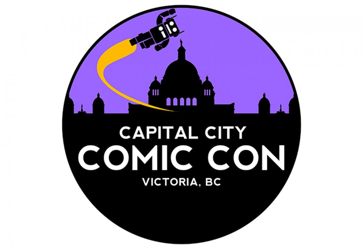 Capital City Comic Con - Booth #10