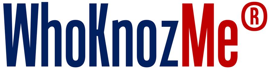 WhoKnozMe - Booth #49