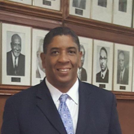 Reverend James Amerson - St Paul United Methodist Church,  San Antonio Masters Leadership Program Alumni