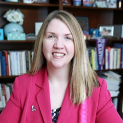 Anitra Yusinski-McShea, Ph.D - Vice Provost for Student Formation & Campus Life at University of Scranton