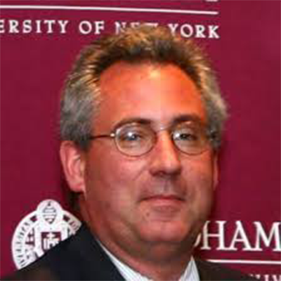 Jeffrey Gray - Senior Vice President for Student Affairs at Fordham University