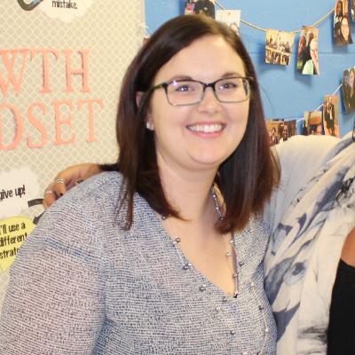 Steph Zende - Teacher Advisor
