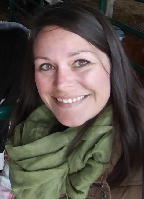 Ashleigh Andrews - Membership & Communications Coordinator