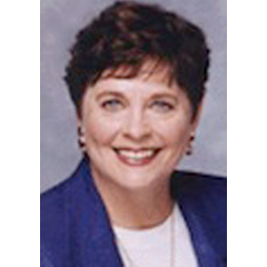 Barbara Lilly - 1999-2000 Past President