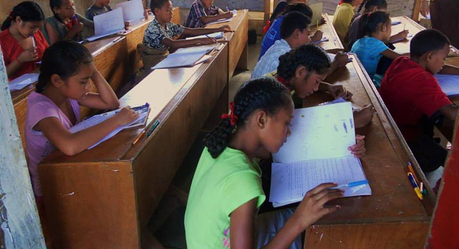 Tonga Pen Pal Program