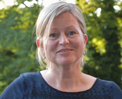 Marion Huijink - Board Member