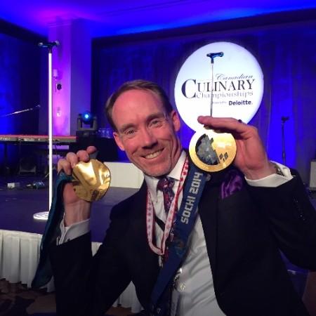 Doug Purdie - Treasurer