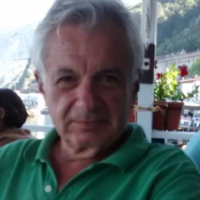 Robert Oppedisano - EC Board Member Nominee