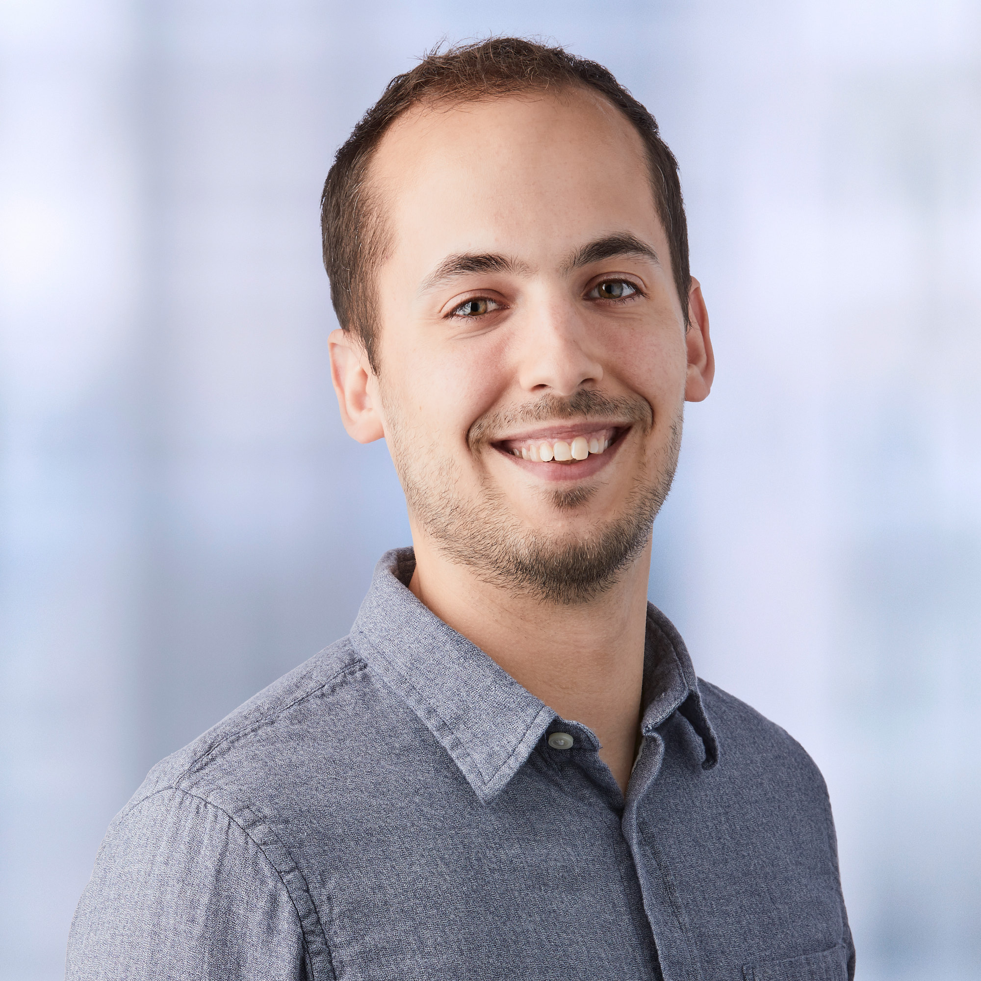 Bryan Hunter - Web Developer & Data Coordinator