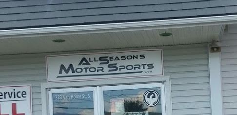 All Seasons Motor Sports - Cranbrook - Polaris Dealer