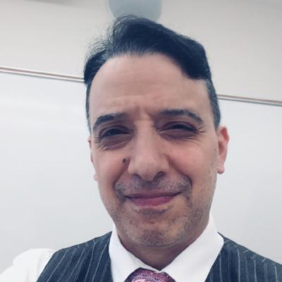 Joey Nicoletti - EC Board Member Nominee