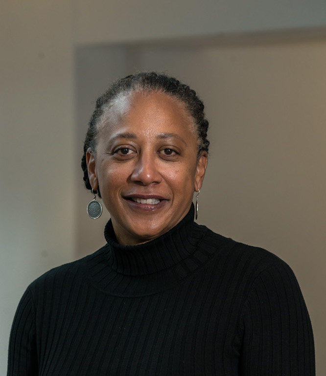 Joy Moore - Interim Vice President for Student Affairs at Boston College