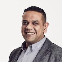 Farhaz Thobani - Vice President of Infrastructure Services, IBM Canada Ltd.