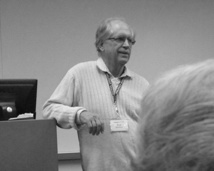 Richard MacIntyre - Advocacy