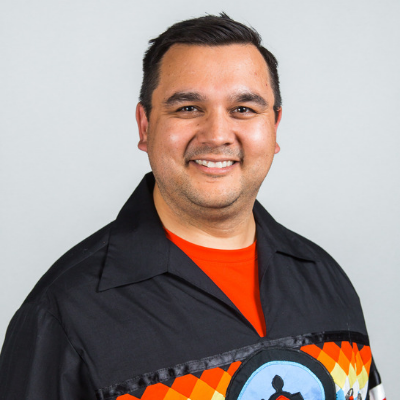 Kevin Eshkawkogan - (Member at Large) CEO, Indigenous Tourism Ontario.
