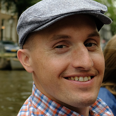 Aaron Weaver - President