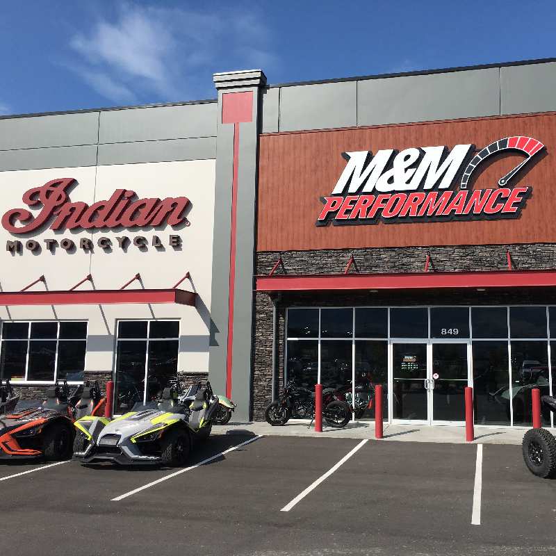 M&M Performance - Kelowna - Polaris Dealer