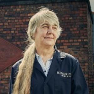 Lesley Gracie - Master Distiller, Hendrick's Gin, William Grant & Sons