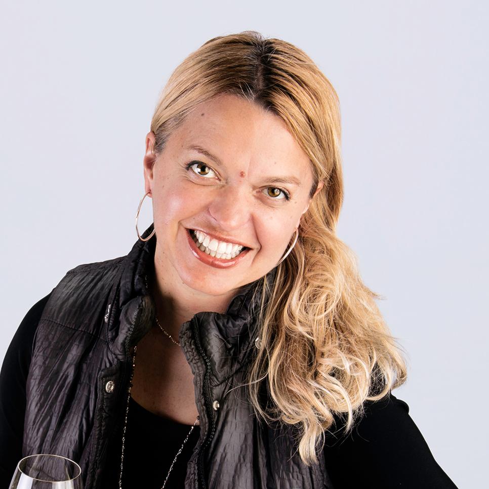 Rhonda Motil - Vice President Marketing, J. Lohr Vineyards & Wines