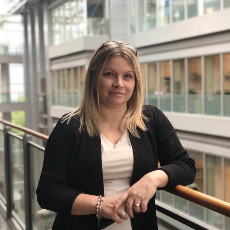 Kinga Wnuk - Finance Manager