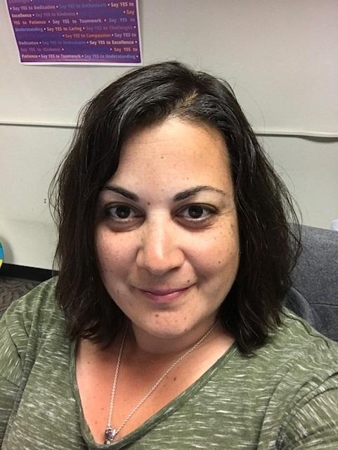 Tina Marie Rivera - CT Chapter President
