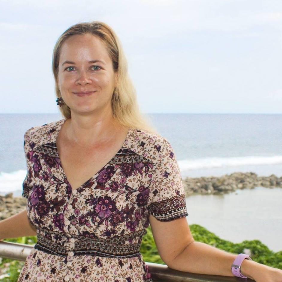 Melissa Fairless - Vice-President, Ecuador (2006-2008)