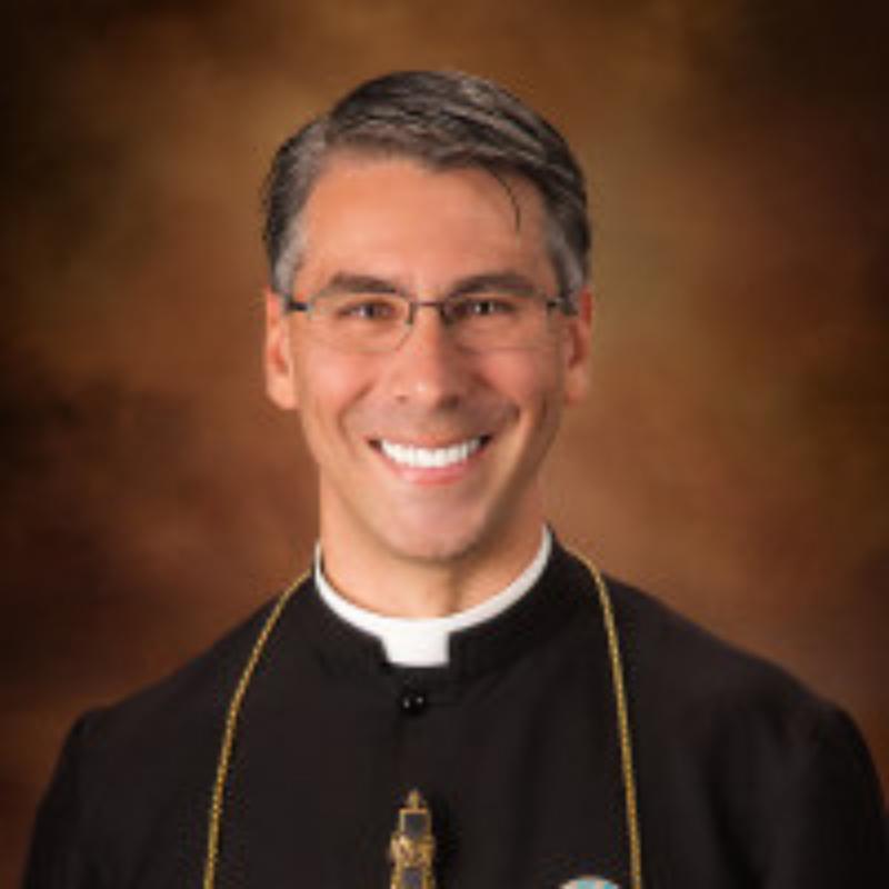Fr. Ken Geraci (Keynote) - Fr. Ken, former software entrepreneur, now serves as Webmaster and Vocation Director for the Fathers of Mercy.
