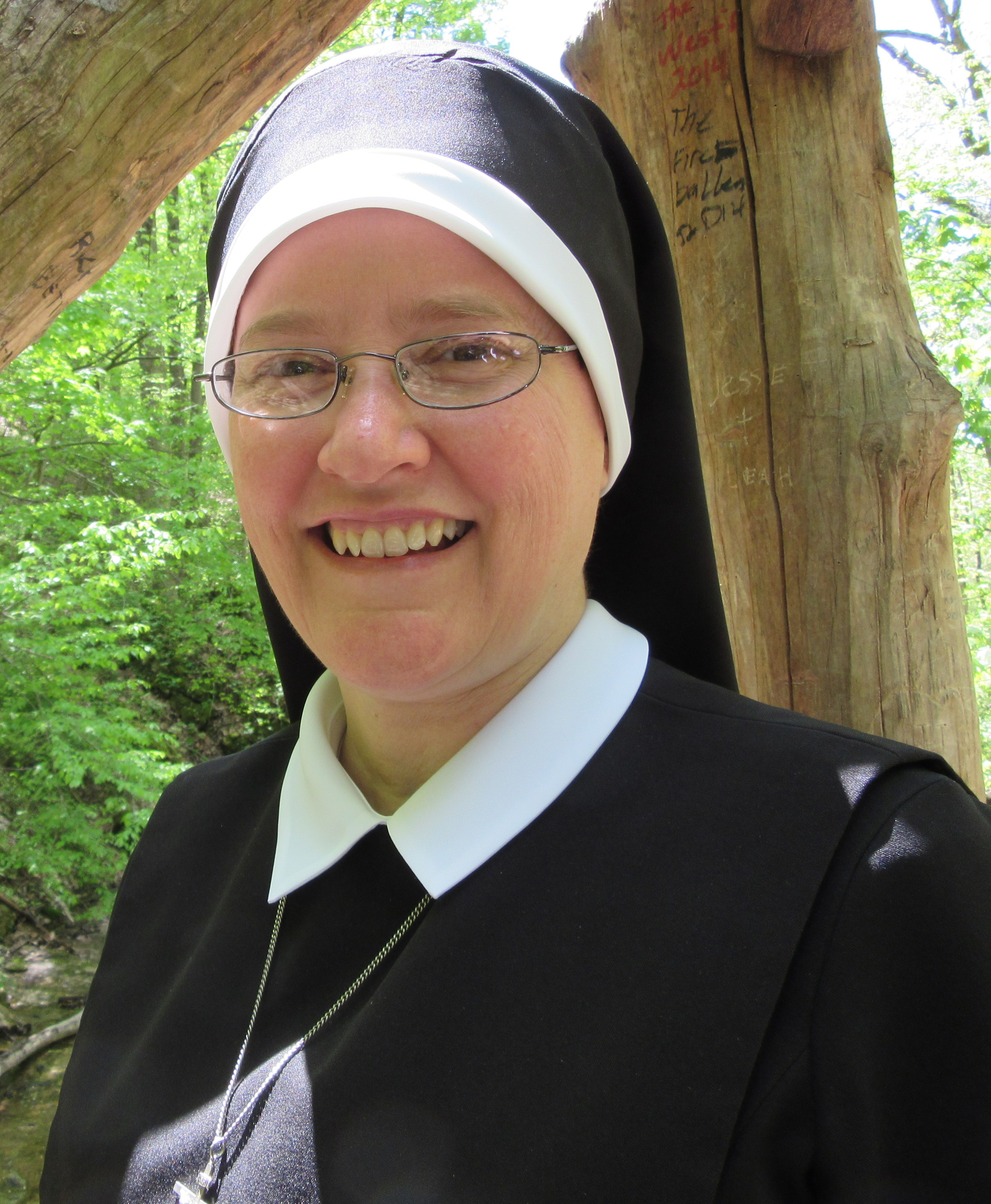 Mother Mary Christina, SSJW (Breakout Religious Speaker)  - Mother Mary Christina was elected the 3rd Superior General of the Sisters of St. Joseph the Worker after serving as Administrator and Director of Nursing at the community's nursing home.