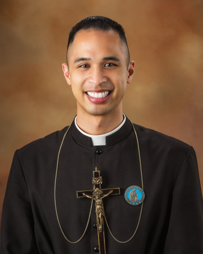 Fr. Joseph Aytona - Breakdancing priest credits Our Lady to guiding his vocation