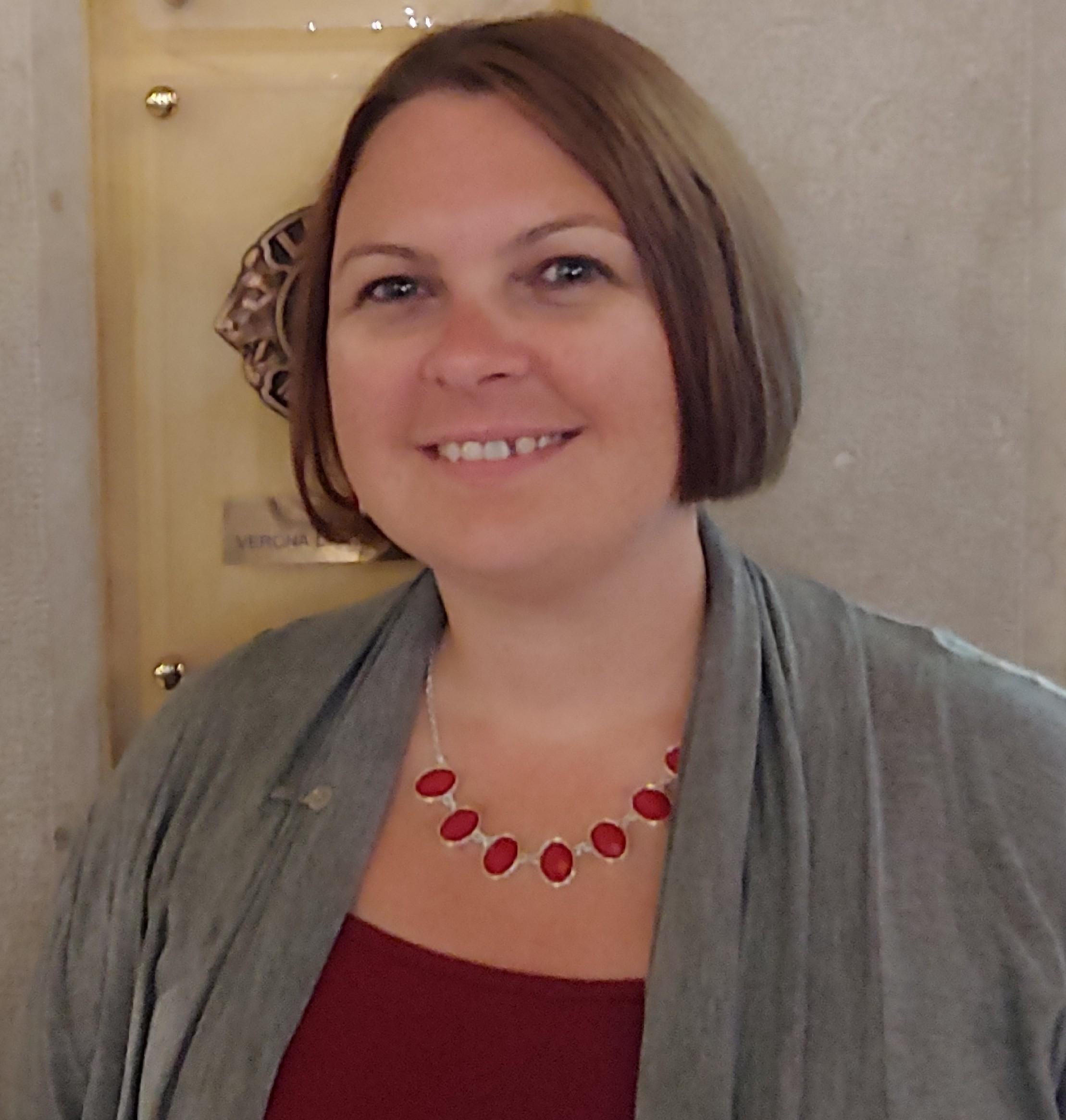 Erica Brouillette - Community Service Coordinator