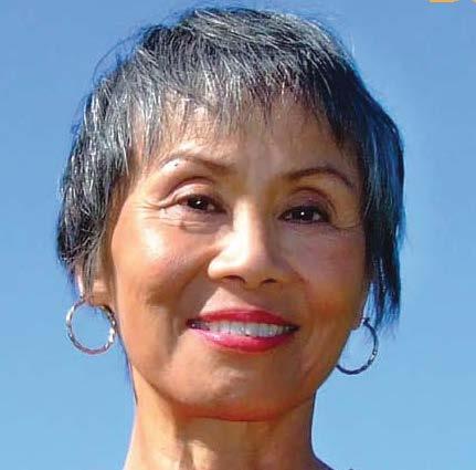 Barbara Jue - Scribe