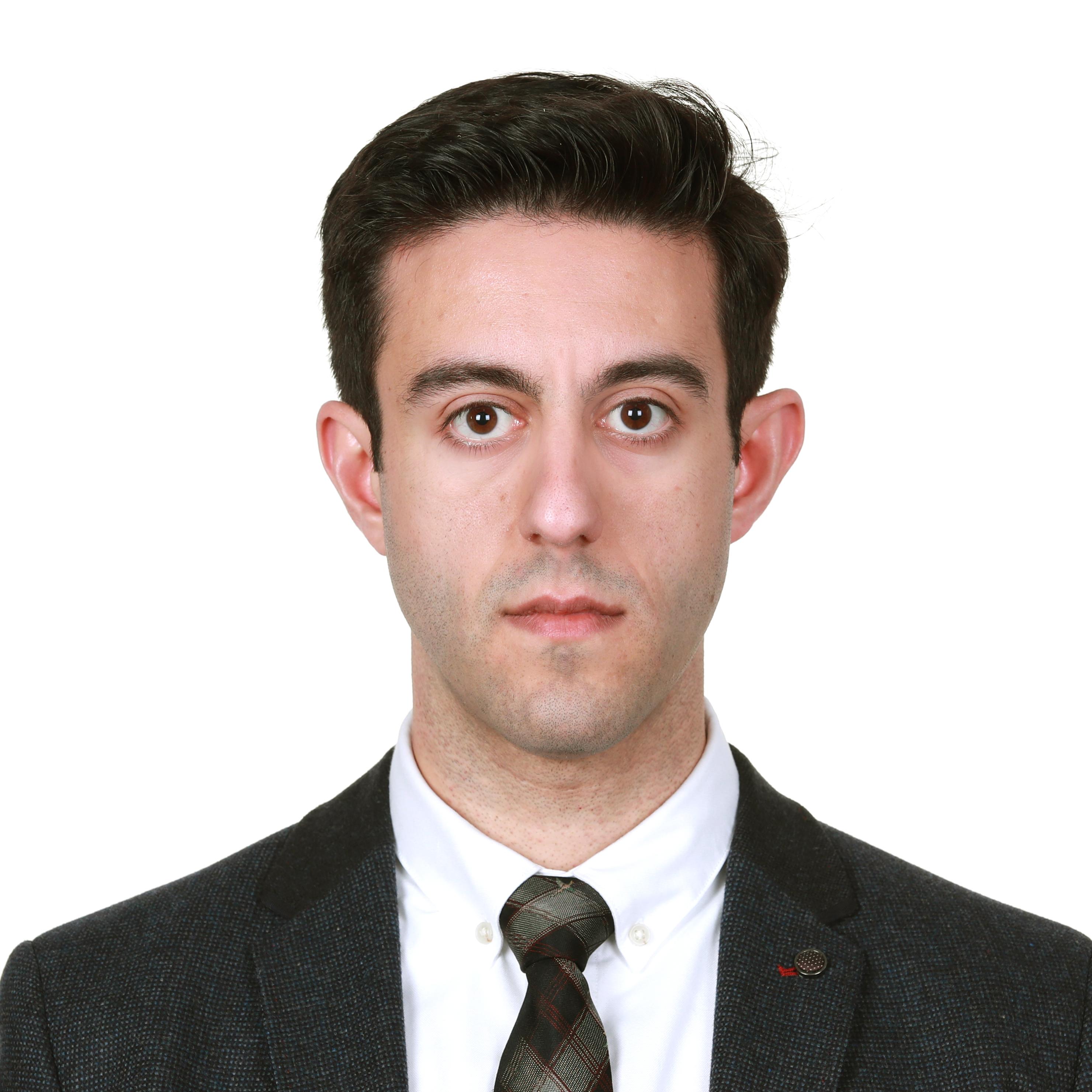 David Cananzi - VP. Finance