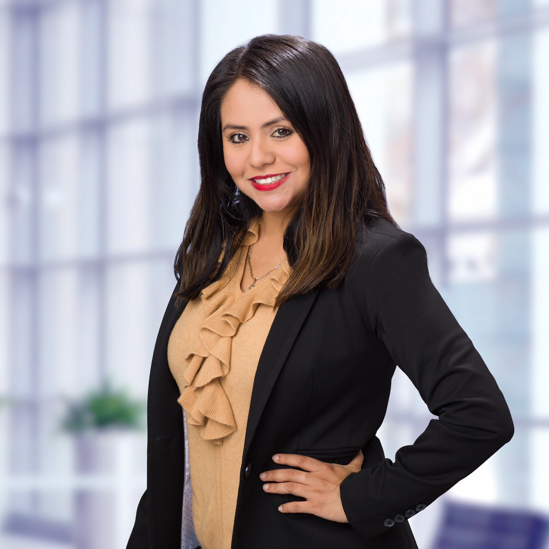 Diana Rodriguez Agiss - VP & Director of Outreach and Membership
