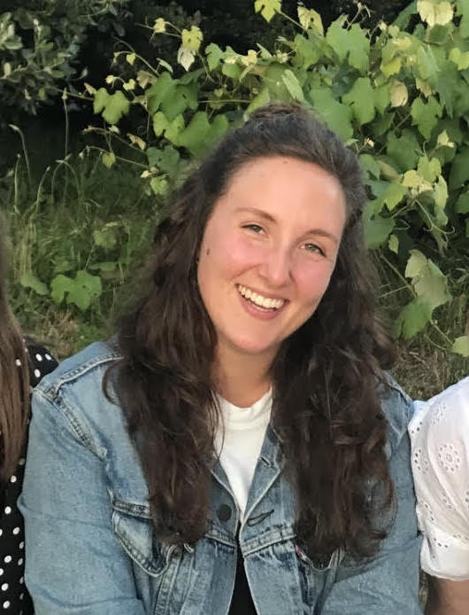 Anna Stucki - Assistant Director of Operations