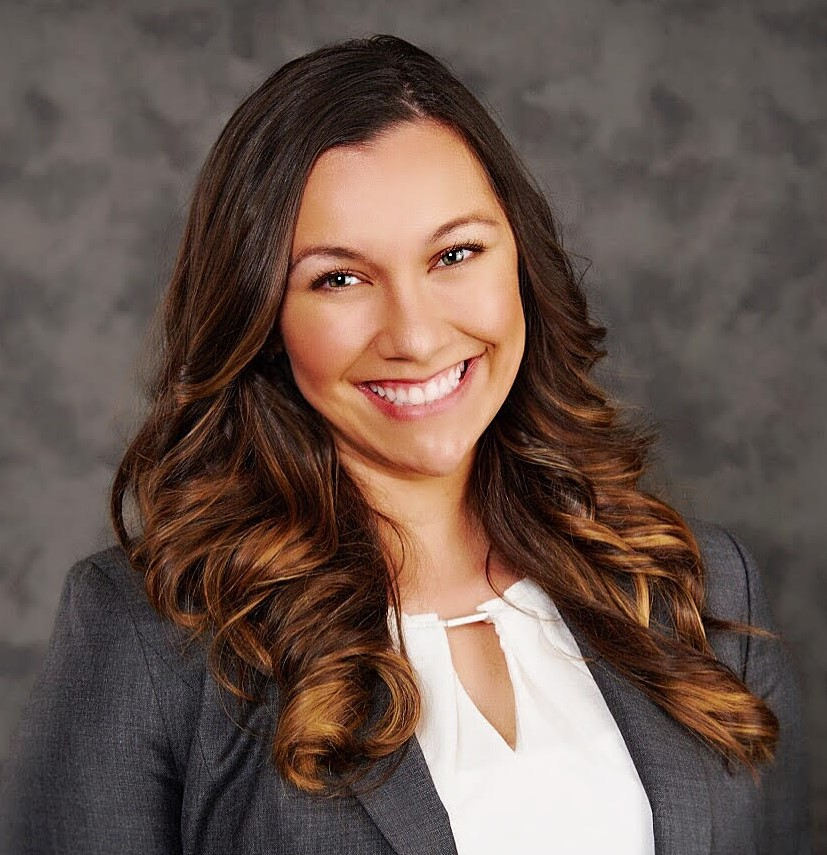 Ashley Temm - Chapter President