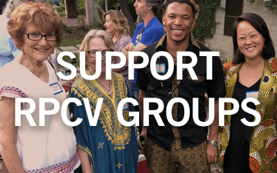 Support RPCV Groups