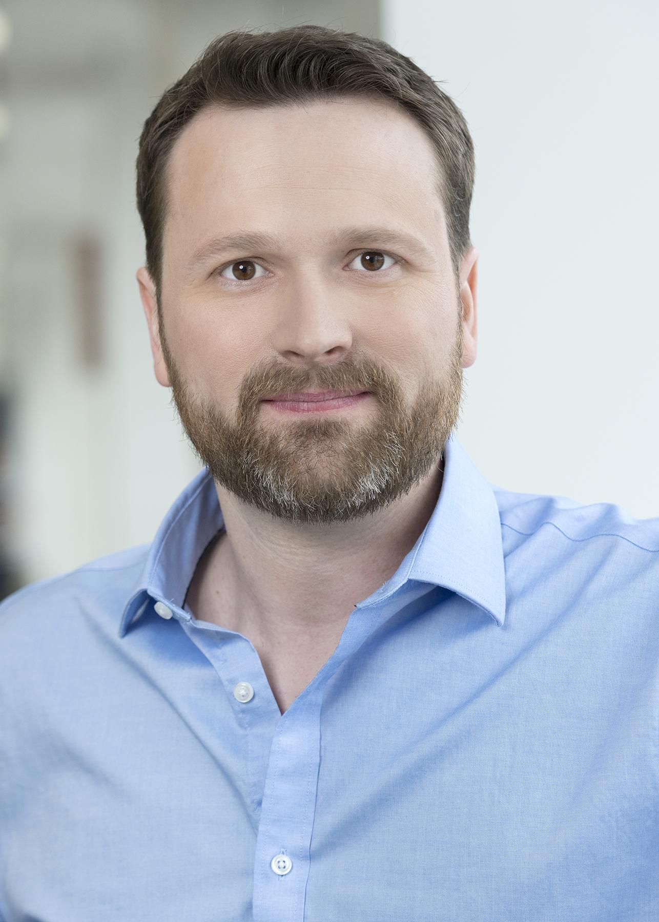 Marc Dickinson - President