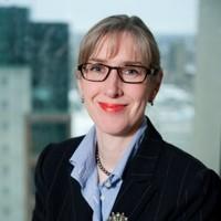 Françoise Faverjon-Fortin - Vice-présidente de la Section et Président de l'adhésion