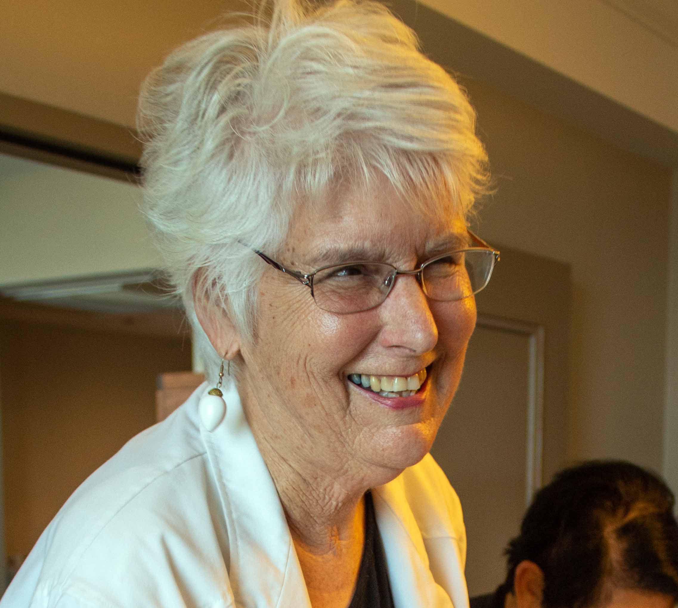 Kathleen  Macleod - Secretary
