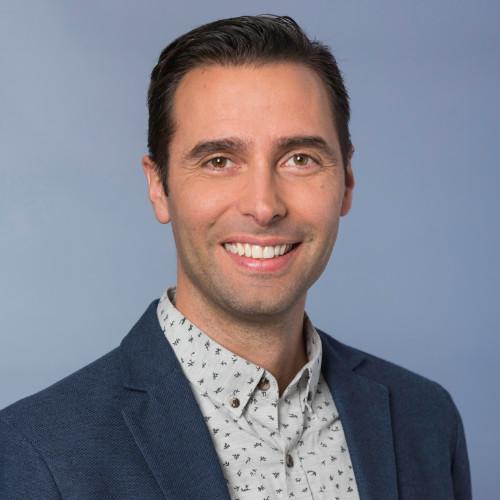 Benoit Pouliot - Quebec Regional Director