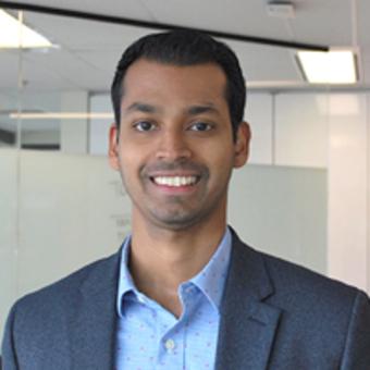 Rishi Appadu - British Columbia Regional Director
