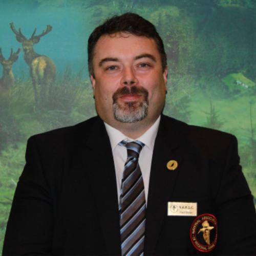 Mr. Paul Doran - Honorary Treasurer