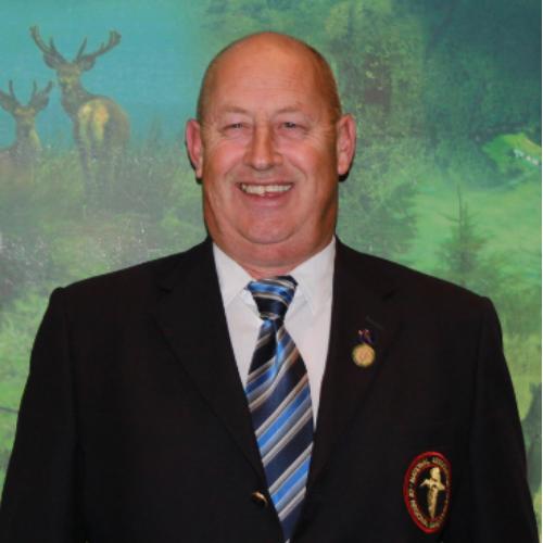 Mr. Gerard Burns - Game Development Officer