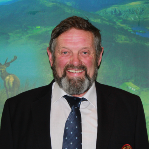Mr. Raymond McCarthy - Executive Member