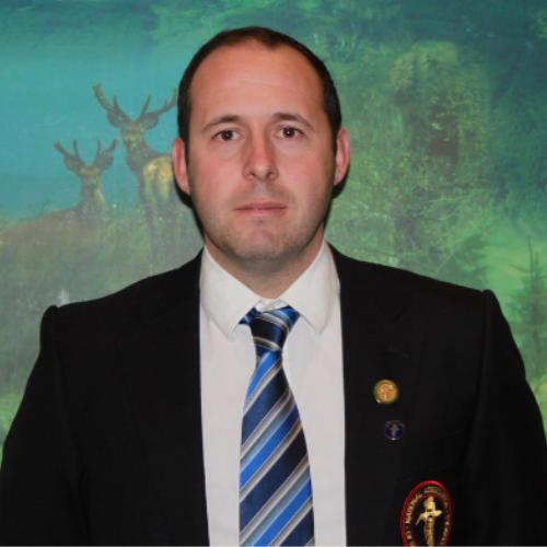 Mr. Shane O'Connor - Executive Member